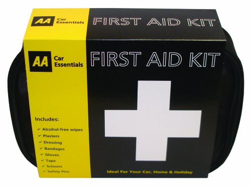 Preisvergleich Produktbild AA First Aid Kit–Soft Pouch