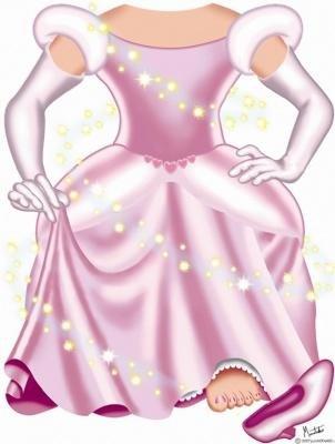 Ajoutez un T-Shirt pour enfant Motif princesse ()