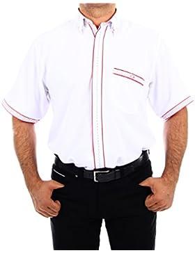 H K Mandel - Camisa casual - para hombre