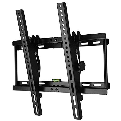 BPS Tilt ±15 TV Wall Mount TV Bracket for 23-55 Inch Smart Full HD 1080P 4K 3D LED LCD Plasma Freeview Flat Screen TV Vesa 100x100-400x400