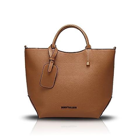 Sunas Elegant Stilvoll Damen Handtaschen Tote Umhängetasche Crossbody Bag Schultertaschen