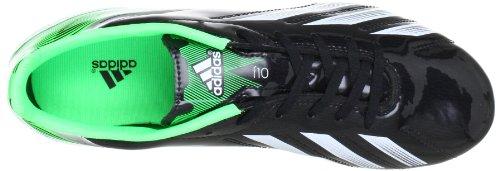 F10 TRX FG - Chaussures de Football Homme Adidas Nero (Black (nero 1 / FTW bianco / verde scorza S13))