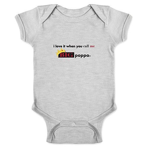 Pop Threads Baby Jungen (0-24 Monate) Spieler, Grau, 903497