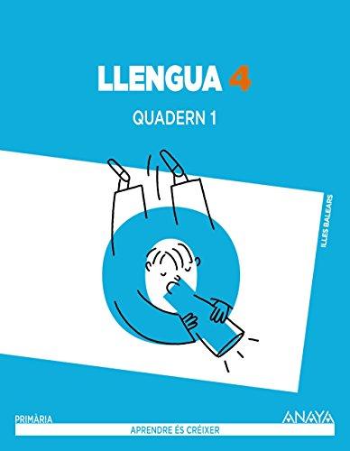 Llengua 4. Quadern 1. (Aprendre és créixer) - 9788467879865 por Francisca Aina Caldentey Frontera