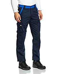 Dickies Industry IN30030, Pantalones De Trabajo Unisex, Azul (Marine/Royal), 52