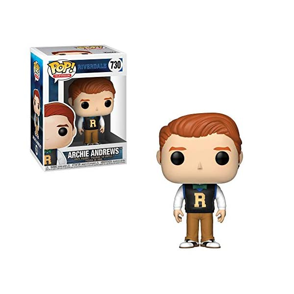 Funko Pop Archie Andrews (Secuencia Sueño) (Riverdale 730) Funko Pop Riverdale