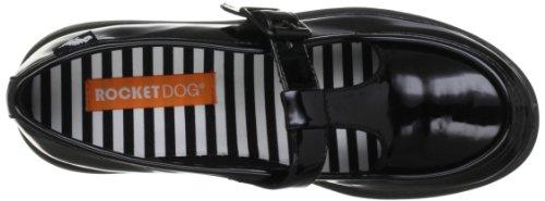 ROCKET DOG Macey MACEYLQ, Ballerine donna Nero (Schwarz (AA0))