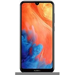 Huawei Y7 2019 Smartphone 32Go, écran Dewdrop HD+ de 6.26 pouces, double caméra dotée d'IA, Dual SIM, batterie de 4000mAh, Noir