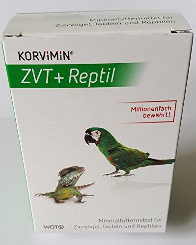 Korvimin ZVT+Reptil für Vögel u. Reptilien