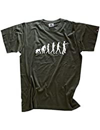 Shirtzshop T-shirt Standard Edition Polizei Evolution