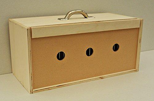 Transportbox aus Holz , Züchter Transportbox ,