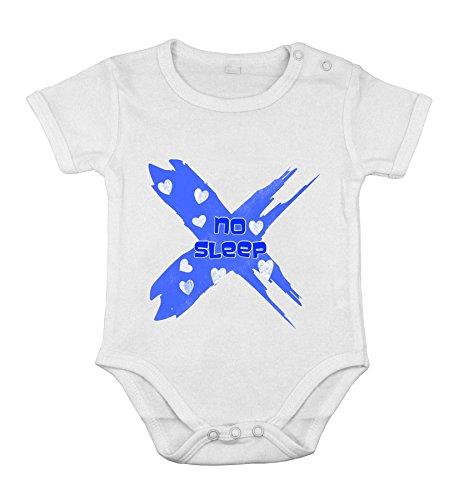 5f499fcd3 Baby Newborn Cotton Clothing Short sleeve toddler Romper No sleep print Boy  12M
