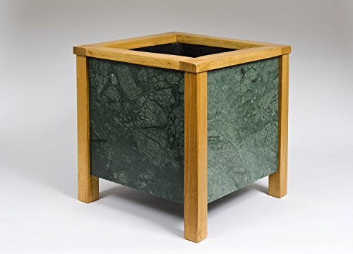 marble-hardwood-indoor-planter