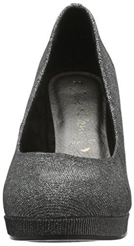 Jane Klain - Pumps, Scarpe col tacco Donna Argento (Silber (910 Silver))