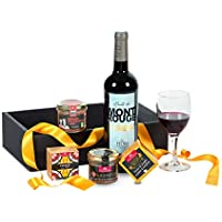 """Ducs de Gascogne -""""Rien que pour vous"""" - comprend 4 terrines et 1 vin - spécial cadeau - 979613 …"""