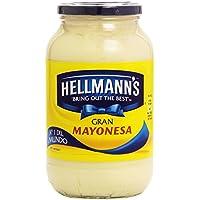 Hellman'S Mayonesa - 2 Paquetes de 825 ml- Total: 1650 gr