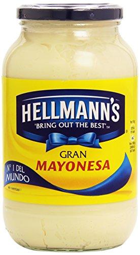 Hellmaann's - Gran Mahonesa - 825 ml - [pack de 2]