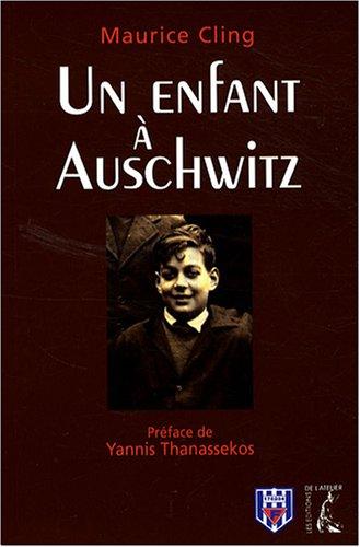Un adolescent à Auschwitz