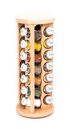 gald-poland-rastrelliera-girevole-per-le-spezie-e-per-lerba-legno-barattoli-di-vetro-gald-28-natural