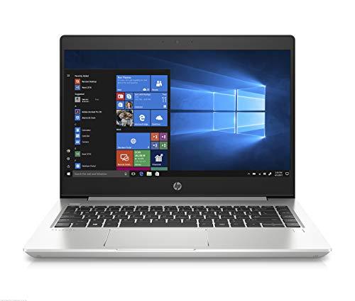 HP ProBook 440 G6 35,5 cm (14 Zoll / FHD) Business Laptop (Intel Core i5-8265U, 8GB DDR4 RAM, 256GB SSD, NVIDIA GeForce MX130 2GB DDR5, Fingerabdrucksensor, Win 10 Home) silber