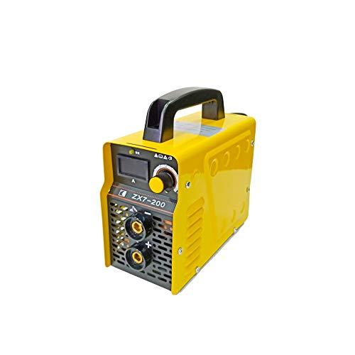 KKmoon ZX7-200 Elektrische Schweißgerät, Elektroden-Schweißinverter, Elektrische Schweißmaschine