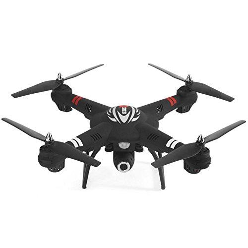 OOFAY Drohne mit Kamera Q303 Hochdruckfestes hochauflösendes UFO Echtzeit-UAV-Modell 2.4G Fernbedienung Quadcopter