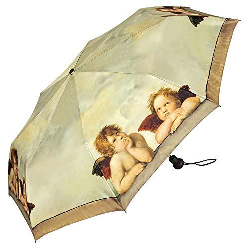 VON LILIENFELD Paraguas Bolsillo Plegable Mujer Hombre
