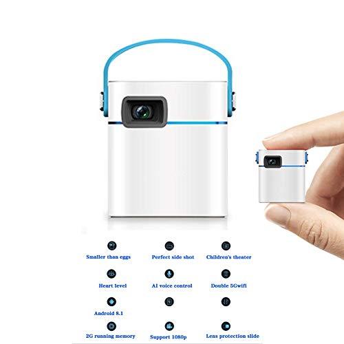 Mini Projector, Tragbar 3000 Lumen Led Projektor, Unterstützt 1080p Kompatibel Mit Fire Tv Stick Hdmi Vga Tf Av Und USB Für Heimkino Spiele Film Pc Laptop Ps4 Xbox Smartphone. -