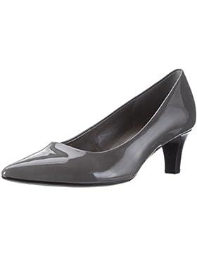 Gabor 61-250 Schuhe Damen Pumps Weite F Lack