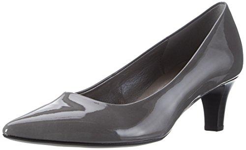 Gabor Shoes Damen Fashion Pumps, Grau (Stone 73), 39 EU