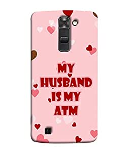 PrintVisa Funny Quote 3D Hard Polycarbonate Designer Back Case Cover for LG K7 :: LG K7 Dual SIM :: LG K7 X210 X210DS MS330 :: LG Tribute 5 LS675