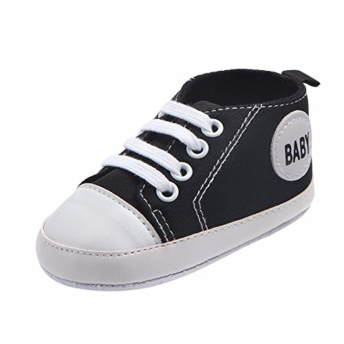 Kind Babyschuhe Feste Leinwand Anti Rutsch Weiche Schuhe Sneaker Säugling Junge Mädchen Kleinkind Schuhe Leinwand Sneaker Freizeitschuhe 3~15 Monate - Tage Iii-leinwand