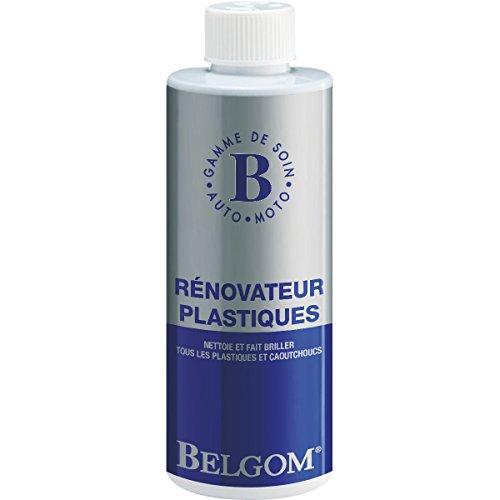 Belgom 05.0500 Rénovateur Plastiques, 500 ML