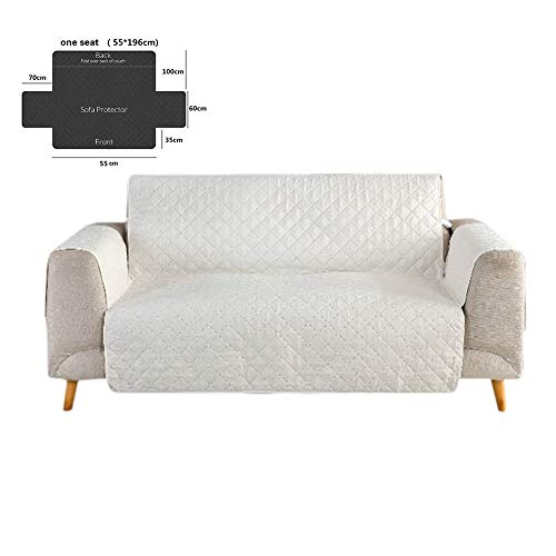 little finger Moderne Einzel- / Doppel-/Dreifach-Sitzer-Sonbezug, Sofamöbel, Couch-Überzug, für mehr Leben, Polyester, beige, 1 -