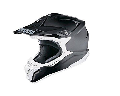 Motocrosshelm IXS HX 179 schwarz-matt Gr.XS