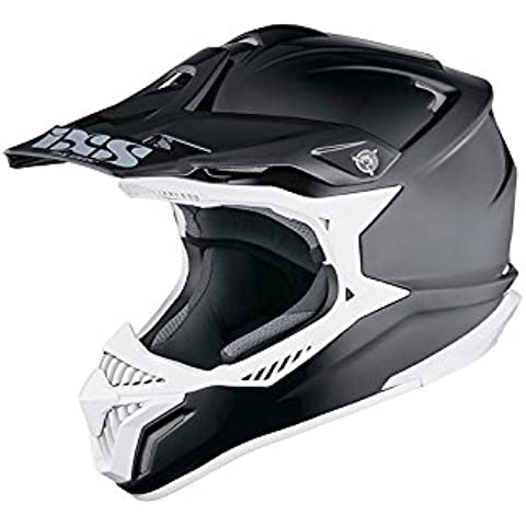 Casco da motocross, IXS HX 179, Nero