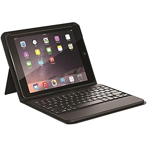 Zagg ID8BSF-BBG teclado para móvil - teclados para móviles (Inalámbrico, Bluetooth, Apple, Apple iPad Pro 9.7