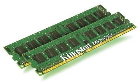 Kingston ValueRAM 2x KVR1066D3N7/2G PC3-8500 Arbeitspeicher 2x 2 GB (Non