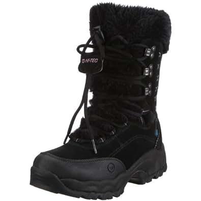 Hi Tec St. Moritz 200 WP W` HOH1105120, Damen Boots, Schwarz (Black/Clover 26), EU 36 (UK 3.5) (US 5.5)