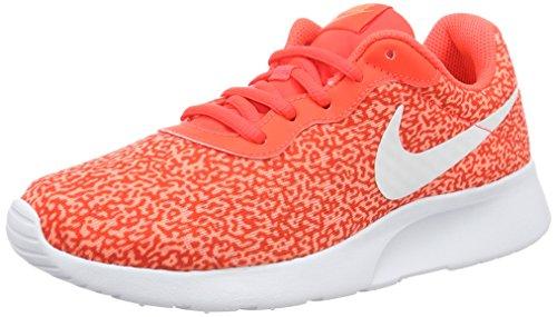 Nike Wmns Tanjun Print, Chaussures de Running Entrainement Fille Rose