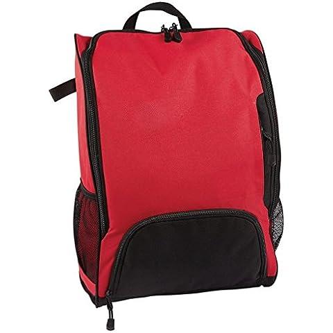 Team 365tt106Bat Zaino rosso Sport Red US OS