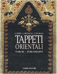 Tappeti orientali. turchi, turcomanni