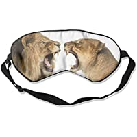 Lion Lioness Patterns Sleep Eyes Masks - Comfortable Sleeping Mask Eye Cover For Travelling Night Noon Nap Mediation... preisvergleich bei billige-tabletten.eu