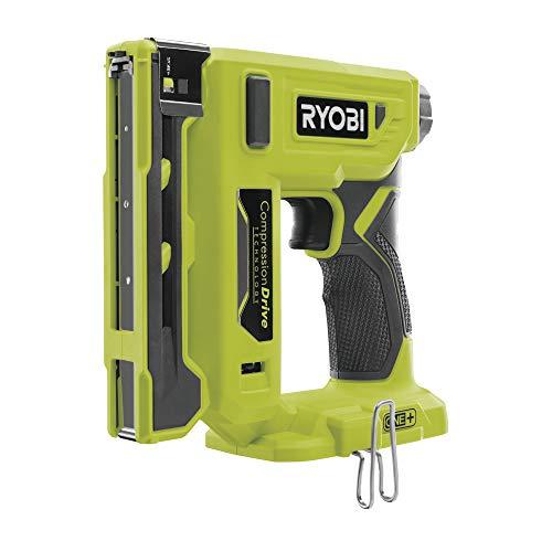 Grapadora Ryobi R18ST50   Grapadora 18V -T50   Acepta