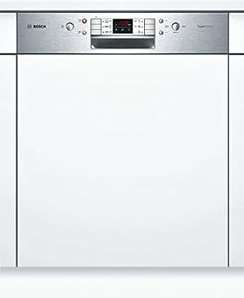 bosch smi63m85eu geschirrsp ler teilintegriert a 211. Black Bedroom Furniture Sets. Home Design Ideas