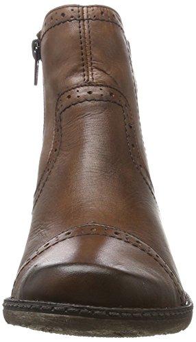 Remonte D4396, Stivali Chelsea Donna Marrone (Mahagoni)