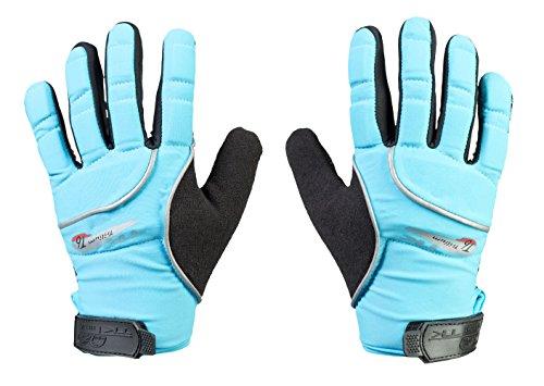 TK Trilium T6Hockey Handschuhe-blau-Paar-X Klein (Handschuhe Tk Hockey)