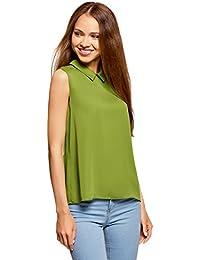 Fiori Verde Abbigliamento Amazon E Donna Cappotti Giacche it 5EE0wqR