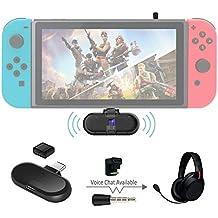 GuliKit Adaptador Bluetooth para Nintendo Switch
