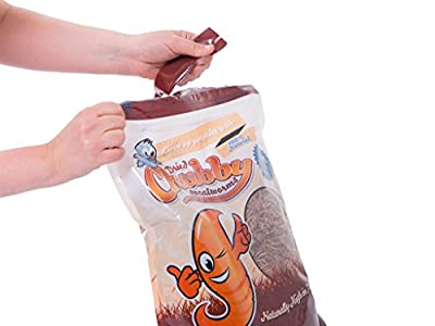 Chubby Mealworms Dried Mealworms, 1 kg by UKPetSupplies Ltd